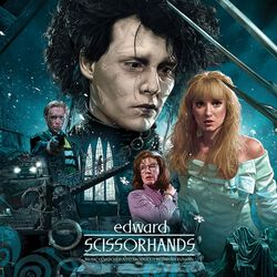 Edward Scissorhands - 30th Anniversary Deluxe O.S.T. (Danny Elfman)