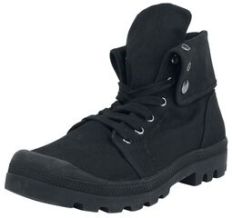 Military Canvasboot High
