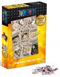 Jigsaw - Wanted - Pussel