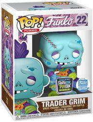 Fantastik Plastik Trader Grim (Funko Shop Europe) vinylfigur 22