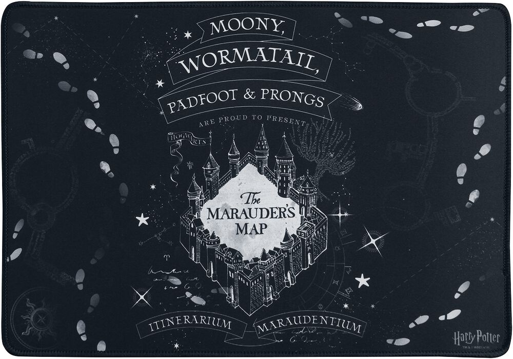 Marauder's Map - Gamingmusmatta