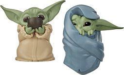 The Mandalorian - The Child (Baby Yoda) set med 2