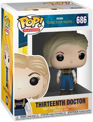 Thirteenth Doctor vinylfigur 686