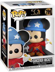 Sorcerer Mickey vinylfigur 799