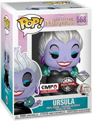 Disney Villains - Ursula (Diamond Glitter Edition) vinylfigur 568