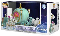 Cinderella's Carriage (Pop! Rides) vinylfigur 78