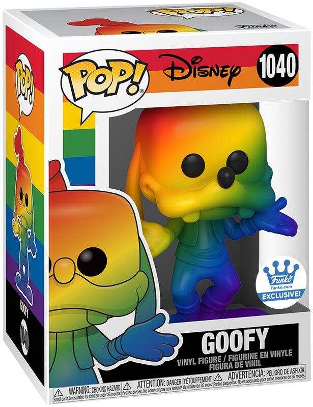 Goofy (Rainbow) (Funko Shop Europe) vinylfigur 1040