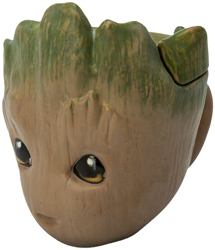 Groot - 3D-mugg