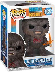 Battle-Scarred Kong vinylfigur 1022