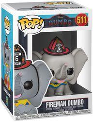 Fireman Dumbo vinylfigur 511