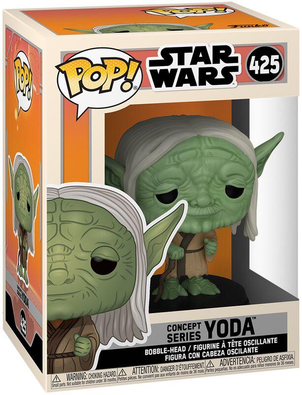 Yoda (Concept Series) vinylfigur 425
