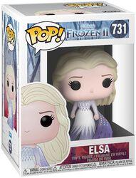 2 - Elsa vinylfigur 731