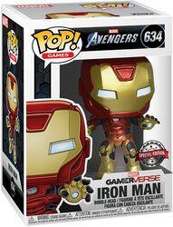 Avengers - Iron Man (Gamerverse) vinylfigur 634