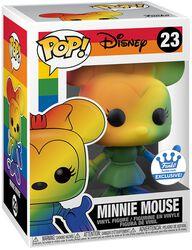Pride - Minne Mouse (Funko Shop Europe) vinylfigur 23