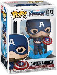 Endgame - Captain America vinylfigur 573
