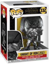 Episode 9 - The Rise of Skywalker - Knight of Ren (War Club) (Chrome) vinylfigur 332