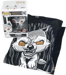 Nymeria T-Shirt plus Funko - Fanpaket