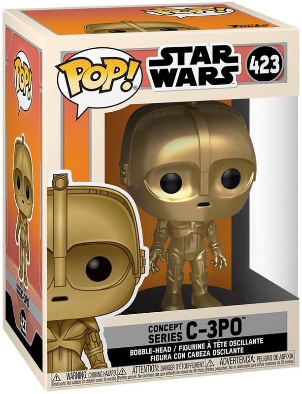 C-3PO (Concept Series) vinylfigur 423