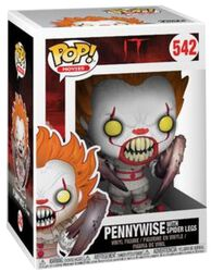Pennywise with Spider Legs vinylfigur 542