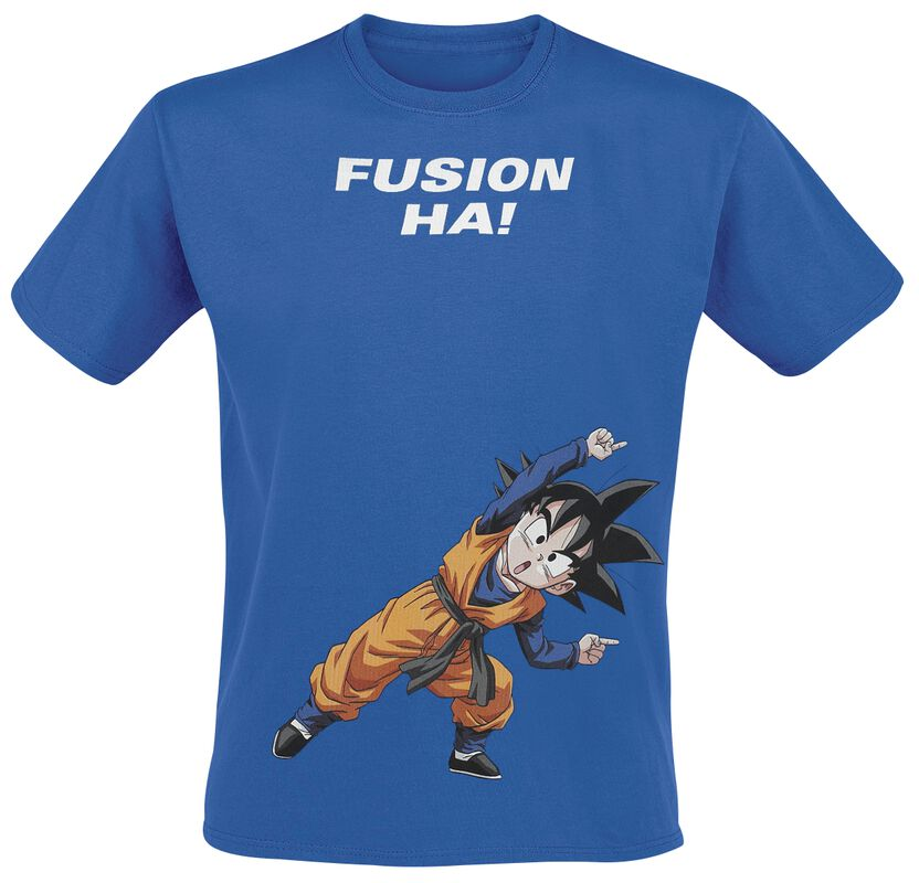 Super - Goten - Fusion Ha!