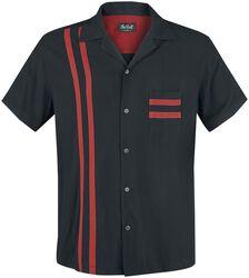 Lucky Stripe - Bowlingskjorta