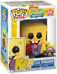 F.U.N. Spongebob vinylfigur 679