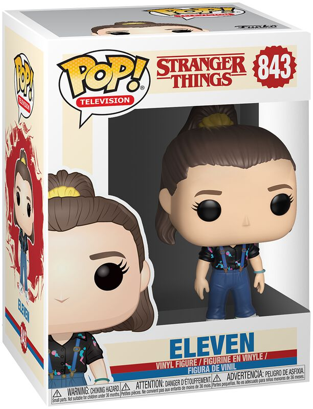 Season 3 - Eleven vinylfigur 843