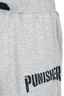 Punisher Lettering