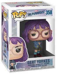 Gert Yorkes vinylfigur 358