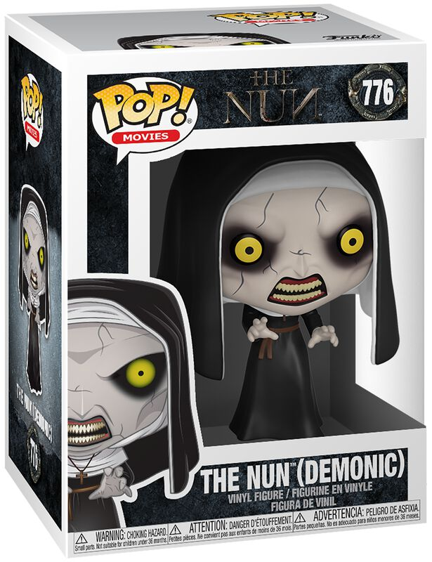 The Nun The Nun (Demonic) vinylfigur 776