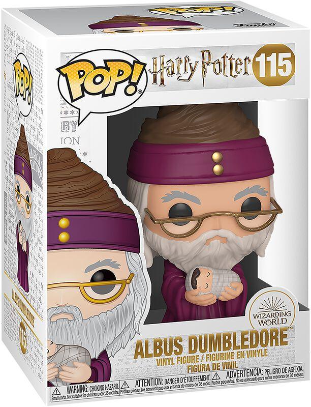 Albus Dumbledore vinylfigur 115