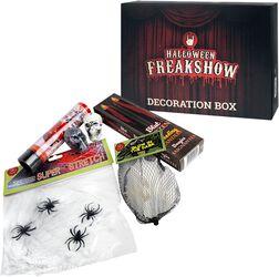 Halloween Freakshow Dekorationsbox