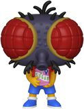Treehouse Of Horror - Fly Boy Bart vinylfigur 820