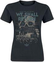 BSC T-shirt Dam - 08/2021
