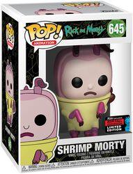 NYCC 2019 - Shrimp Morty vinylfigur 645