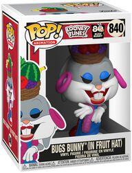 80th - Bugs Bunny (In Fruit Hat) vinylfigur 840