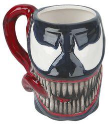 Head - 3D-mugg
