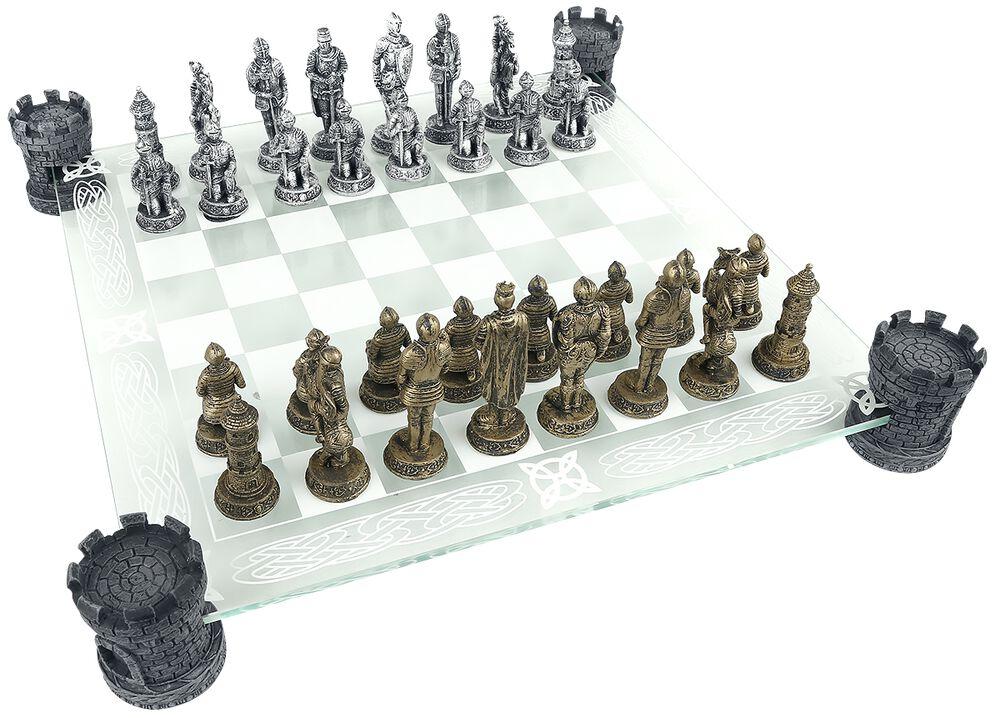 Medieval Knight Schackset