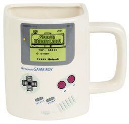 Game Boy - Mugg med fack för kaka