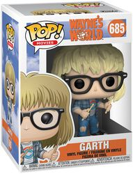 Wayne's World Garth vinylfigur 685